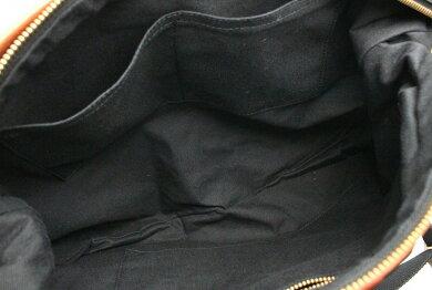 【未使用品】【バッグ】Felisiフェリージショルダーバッグボディバッグ斜め掛けナイロンレザー黒ブラックブラウン12/9-DSNK02【中古】【k】