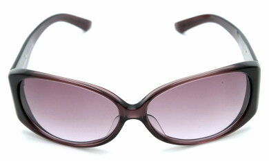 PRADAプラダサングラスパープルバイオレット紫シルバー金具SPR12M【中古】【k】
