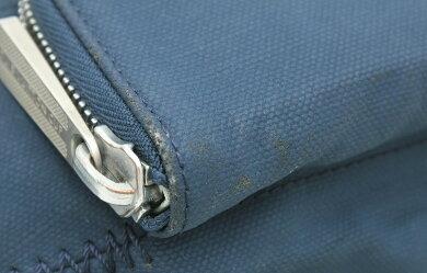 【バッグ】LOUISVUITTONルイヴィトンヴィトンカップミゼヌウエストバッグボディーバッグバックパックPVCキャンバス紺ネイビー青ブルーM80706【中古】【k】