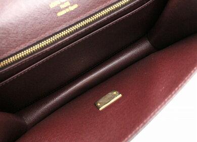 【バッグ】LOUISVUITTONルイヴィトンタイガセレンガセカンドバッグレザーアカジューボルドーM30786【中古】【k】