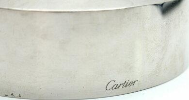 Cartierカルティエサントスアッシュトレイ灰皿9cm【中古】【k】