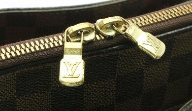 【バッグ】LOUISVUITTONルイヴィトンダミエベレムMMハンドバッグトートバッグショルダーバッグN51174【中古】【k】
