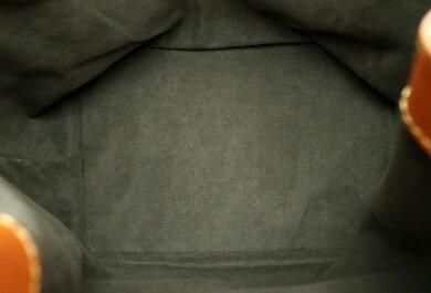 【バッグ】LOUISVUITTONルイヴィトンエピプチノエショルダーバッグセミショルダーワンショルダージパングゴールド茶ブラウンM44108【中古】【k】