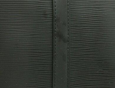 【バッグ】LOUISVUITTONルイヴィトンエピPDVヴォワヤージュ書類カバンビジネスバッグブリーフケースレザーノワール黒ブラックシルバーM41142【中古】【k】