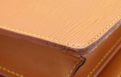 【バッグ】LOUISVUITTONルイヴィトンエピセルヴィエットコンセイエ書類カバンビジネスバッグブリーフケースジパングゴールドゴールド金具M54428【中古】【k】