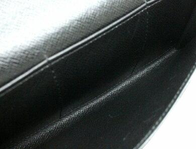 【財布】LOUISVUITTONルイヴィトンエピポルトエン3カルトクレディ長札入れレザーノワール黒ブラックM63532【中古】【k】