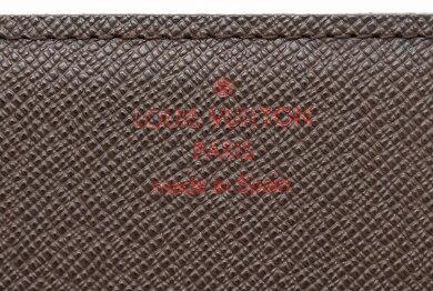 LOUISVUITTONルイヴィトンダミエアンヴェロップカルトドゥヴィジットカードケース名刺入れN62920【中古】【k】