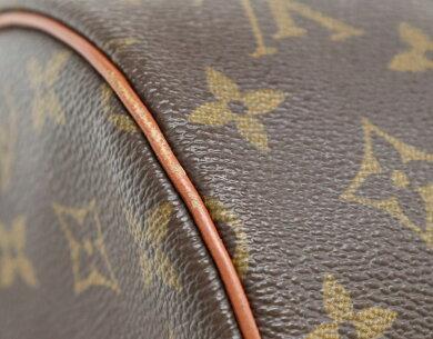 【バッグ】LOUISVUITTONルイヴィトンモノグラムパピヨン30ハンドバッグ旧型ポーチ付きM51365【中古】【k】