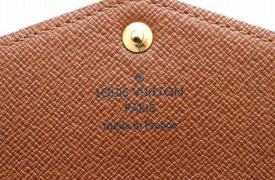 【財布】LOUISVUITTONルイヴィトンモノグラムポルトフォイユサラファスナー長財布M60531【中古】【k】