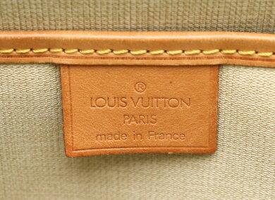 【バッグ】LOUISVUITTONルイヴィトンモノグラムエクスキュルシオンシューズケースシューズバッグハンドバッグM41450【中古】【k】