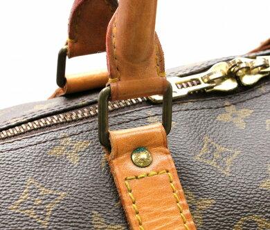 【バッグ】LOUISVUITTONルイヴィトンモノグラムキーポル60ボストンバッグ旅行カバントラベルバッグトラベルボストンM41422【中古】【k】