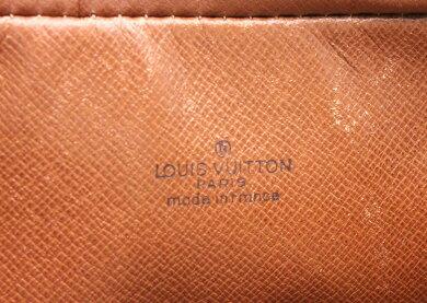 【バッグ】LOUISVUITTONルイヴィトンモノグラムマルリーバンドリエールショルダーバッグ斜め掛けショルダーポシェットM51828【中古】【k】
