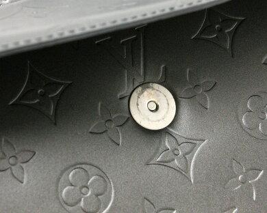 【バッグ】LOUISVUITTONルイヴィトンモノグラムマットアルストンショルダーバッグセミショルダーワンショルダーノワール黒ブラックM55122【中古】【k】