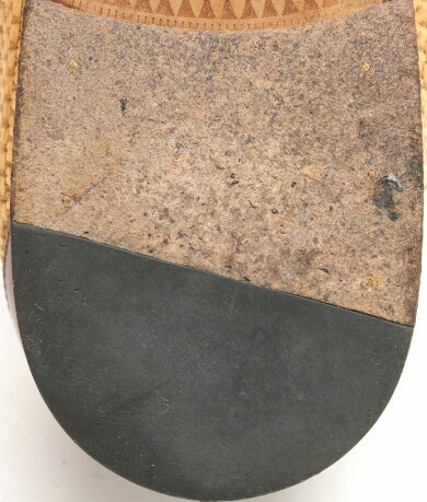 【靴】GUCCIグッチホースビットローファースリッポンモカシンレザースワローブラウン茶ベージュゴールド金具メンズサイズ#71/225.5cm【中古】【k】