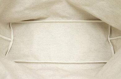 【バッグ】GOYARDゴヤールサンルイPMトートバッグショルダーバッグショルダートートポーチ付コーティングキャンバスレザーホワイト白グレー【中古】【k】
