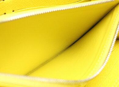 【財布】LOUISVUITTONルイヴィトンモノグラムポルトフォイユサラトライバルマスク2つ折長財布ジョーヌM60790【中古】【k】