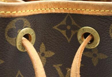 【バッグ】LOUISVUITTONルイヴィトンモノグラムミニノエハンドバッグショルダーバッグセミショルダーワンショルダー巾着型M42227【中古】【k】