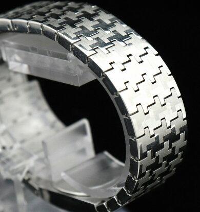 【ウォッチ】ChristianDiorクリスチャンディオールミスディオールシルバー文字盤SSレディースクォーツ腕時計D70-100【中古】【k】