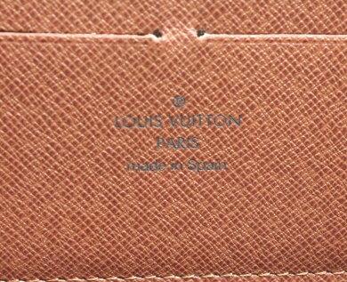 【財布】LOUISVUITTONルイヴィトンモノグラムジッピーウォレットラウンドファスナー長財布M60017【中古】【u】