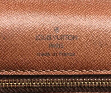 【バッグ】LOUISVUITTONルイヴィトンモノグラムモンソー28セカンドバッグハンドバッグビジネスバッグM51185【中古】【k】