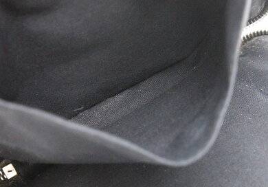 【財布】HERMESエルメスエールラインパースPMラウンドファスナー財布コインケースコインパースウォレットキャンバスグレー【中古】【u】