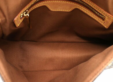 【バッグ】LOUISVUITTONルイヴィトンモノグラムミニルーピングショルダーバッグセミショルダーワンショルダーハンドバッグM51147【中古】【k】