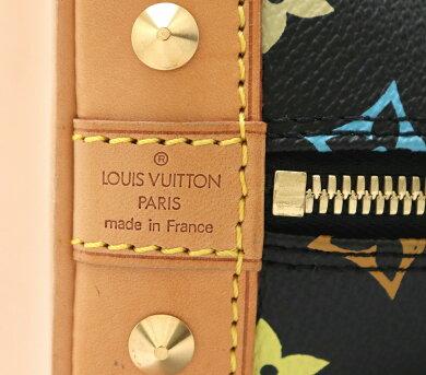【バッグ】LOUISVUITTONルイヴィトンモノグラムマルチカラーアルマノワールハンドバッグM92646【中古】【k】
