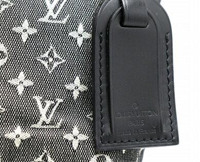 【バッグ】LOUISVUITTONルイヴィトンモノグラムミニルシーユPMトートバッグハンドバッグショルダーバッグノワール黒M92610【中古】【k】
