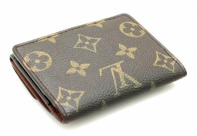 【財布】LOUISVUITTONルイヴィトンモノグラムラドローコインケースコインパース小銭入れM61927【中古】【k】