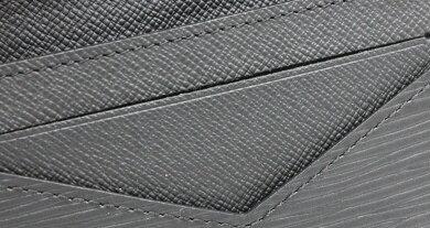 LOUISVUITTONルイヴィトンエピアンヴェロップカルトドゥヴィジットカードケース名刺入れレザーノワール黒ブラックM62292【中古】【k】