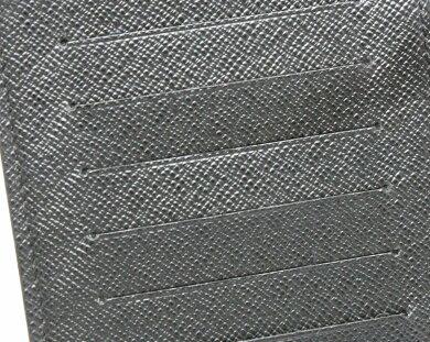 【財布】LOUISVUITTONルイヴィトンダミエグラフィットポルトフォイユブラザ2つ折長財布N62665【中古】【k】