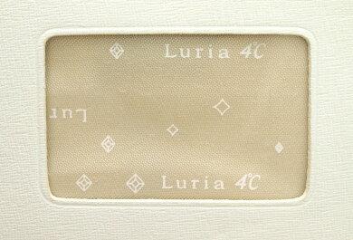 【未使用品】Luria4℃ルリアヨンドシーパスケース定期入れカードケースレザーパールホワイトパールラベンダーパールターコイズパールピンク【中古】【k】
