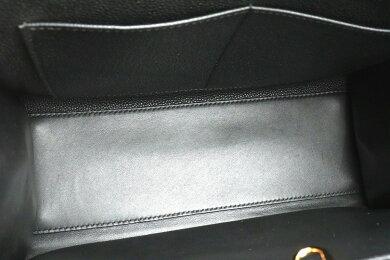 【未使用品】【バッグ】LOUISVUITTONルイヴィトンシティスティーマーMMハンドバッグ2WAYショルダーバッグレザーノワール黒ブラックM53015【中古】【k】