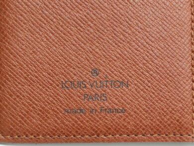 LOUISVUITTONルイヴィトンモノグラムアジェンダPM手帳カバー6穴式手帳カバーシステム手帳R20005【中古】【k】