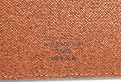 【未使用品】【財布】LOUISVUITTONルイヴィトンモノグラムアンソリット2つ折長財布M60042【中古】【k】
