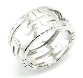4b3b786693f6 【ジュエリー】【新品仕上げ済】BVLGARI ブルガリ ニュー パレンテシ オープンワーク リング 指輪