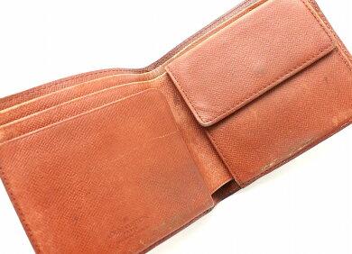 【財布】LOUISVUITTONルイヴィトンモノグラム2つ折財布ヴィンテージ【中古】【k】