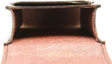 LOUISVUITTONルイヴィトンモノグラムエテュイシガレットシガレットケースタバコケースM63024【中古】【k】