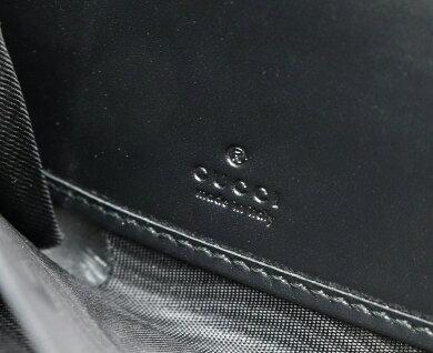 【財布】GUCCIグッチグッチシマAVELアヴェルラウンドファスナージップアラウンドウォレット長財布レザーブラック黒307987【中古】【k】