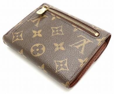 【財布】LOUISVUITTONルイヴィトンポルトフォイユコアラ3つ折財布ベタなしM58013【中古】【k】