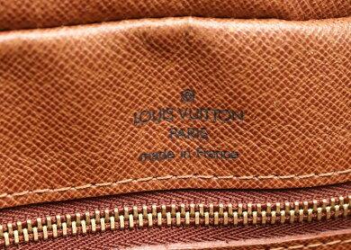 【バッグ】LOUISVUITTONルイヴィトンモノグラムナイルショルダーバッグ斜め掛けショルダーメッセンジャーバッグベタなしM45244【中古】【k】