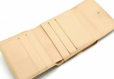 【財布】LOUISVUITTONルイヴィトンモノグラムマルチカラーポルトモネビエカルトクレディダブルホック財布Wホック財布ノワールM92984【中古】【k】