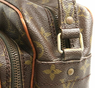 【バッグ】LOUISVUITTONルイヴィトンモノグラムミグラトゥール旧型ナイルショルダーバッグ斜め掛けショルダーメッセンジャーバッグ【中古】【k】