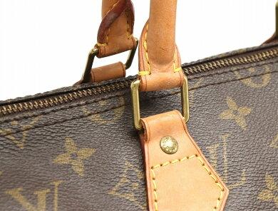 【バッグ】LOUISVUITTONルイヴィトンモノグラムスピーディ35ボストンバッグハンドバッグ旅行用カバントラベルバッグM41524【中古】【s】