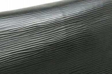 【バッグ】LOUISVUITTONルイヴィトンエピモンソーセカンドバッグハンドバッグレザーノワール黒ブラックゴールド金具ベタなしM52122【中古】【s】