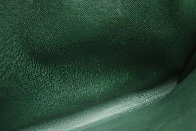 【バッグ】LOUISVUITTONルイヴィトンタイガボルガ書類カバンビジネスバッグブリーフケースクラッチバッグレザーエピセアダークグリーンM30204【中古】【s】