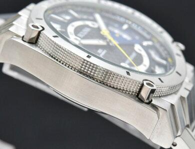 【ウォッチ】BULOVAブローバプレシジョニストPrecisionistクオーツメンズ腕時計時計ウォッチオートマ96B131【中古】【k】