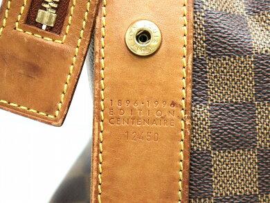 【バッグ】LOUISVUITTONルイヴィトンダミエコロンビーヌ100周年記念限定品ショルダーバッグショルダートートN99037【中古】【s】