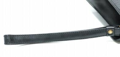 【バッグ】LOUISVUITTONルイヴィトンエピセリエドラゴンヌセカンドバッグハンドバッグレザーノワール黒ブラックゴールド金具M52612【中古】【s】