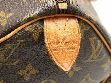 【バッグ】LOUISVUITTONルイヴィトンモノグラムスピーディ30ハンドバッグミニボストンバッグM41526【中古】【s】